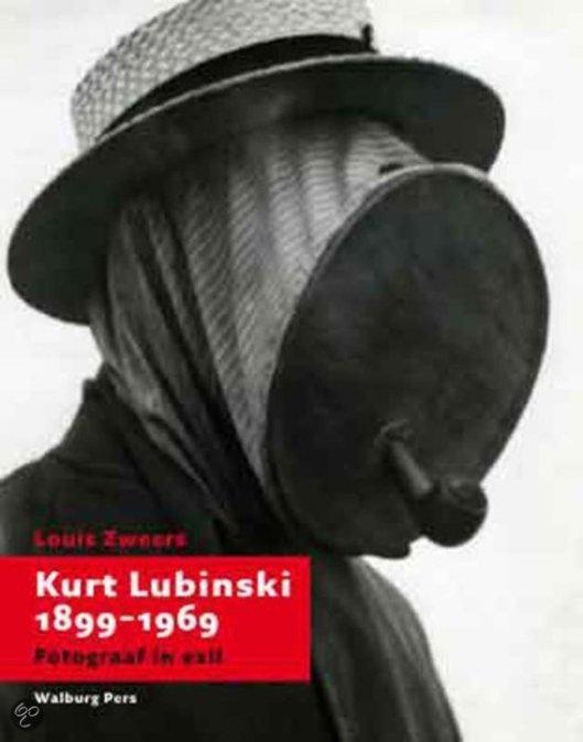 Vooromslag van het in 2009 uitgeven boek over Kurt Lubinski