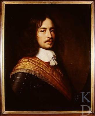 Portret van Michiel Pauw (12617-1658) uit 1651 (RKD)