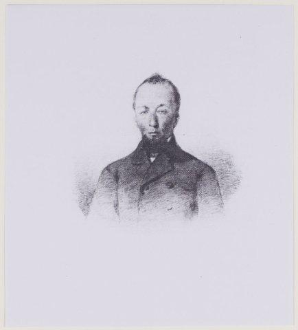 Mr.MJ.S.F.de Moraaz Imans, burgemeester van Heemstede van 1850-1853