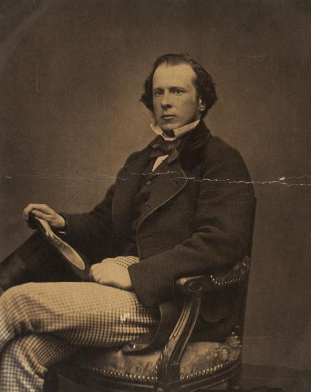 Mr.M.S.P.Pabst, burgemeester van Heemstede van 1853-1856