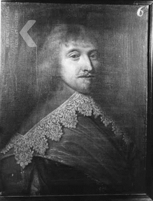 Portret van Pieter Pauw, door Jan van Teylingen (foto RKD)