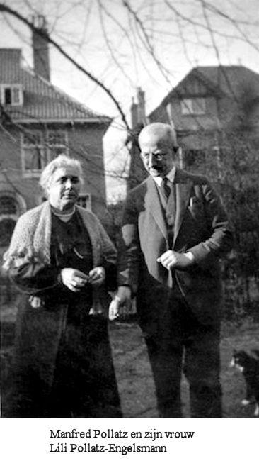Manfred Pollatz en echtgenote Lili Pollatz-Engelsmann vluchtten uit Nazi-Duitsland en stichtten in een huis aan het Westerhoutpark in Haarlem een tehuis voor Joodse kinderen uit Duitsland en Oostenrijk. Aan hen is postuum in 2013 de Yad Vashem onderscheiding verleend