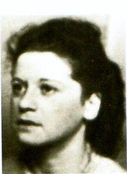 Helena Elisabeth Goudekrt. Uit: J.van Adrichem e.a. Rebel mijn hart: kunstenaars 1940-1945. Zwolle, 1995.