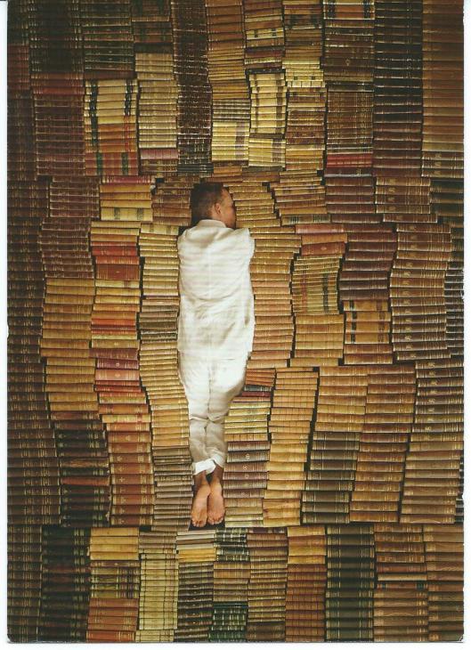 Stilleven met boeken(foto Maria Friberg)