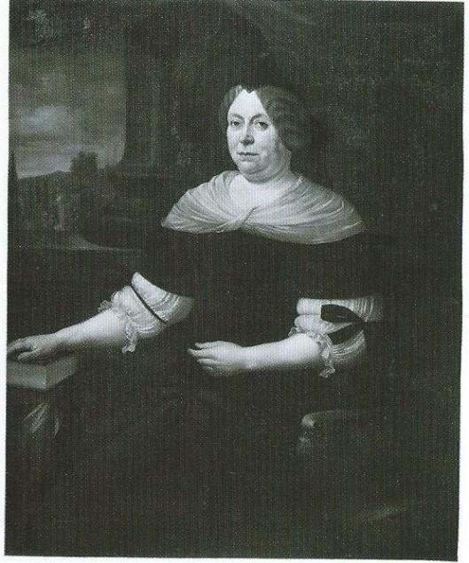 Porert van Sophia Coymans geboren Trip op latere leefrijd,