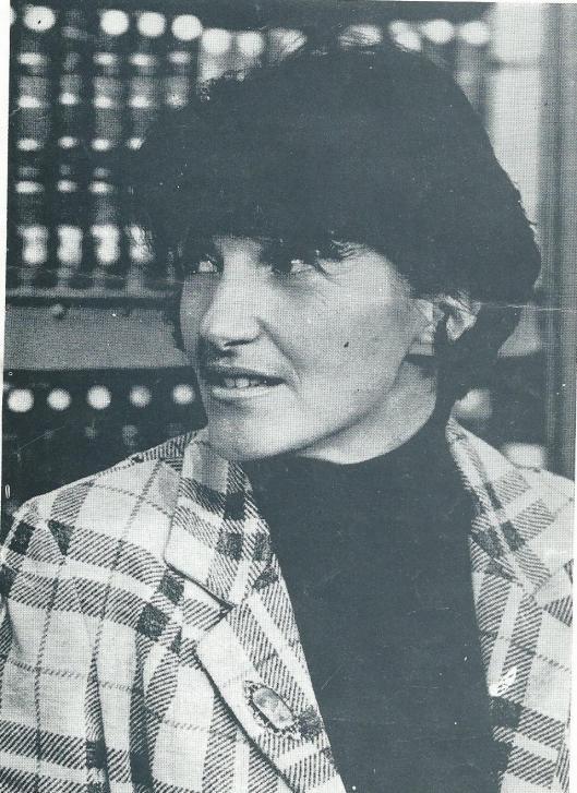 Portret van Marga Minco (foto Eddy Posthuma de Boer)