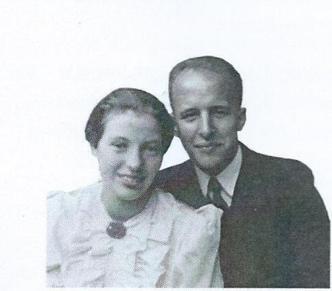 Paul en Johanna van Westering-van Schreeven