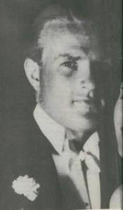 Ernst Moltzer gefotografeerd in 1939