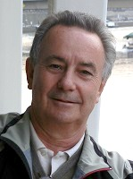 Simon Goodman, auteur van 'The Orpheus Clock' (2015), thans ook in een Nederlandse vertaling verschenen.