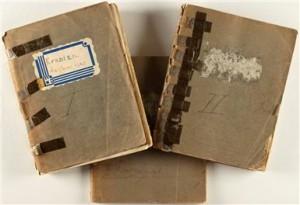In het Noord-Hollands Archief bevindt zich een krantendagboek uit 1941-1942 van L.A.J. (Leo) Snijders uit haarlem