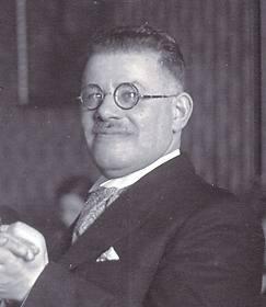 Benjamin de Vries, 1 mei 1940 (foto joodsmonument)