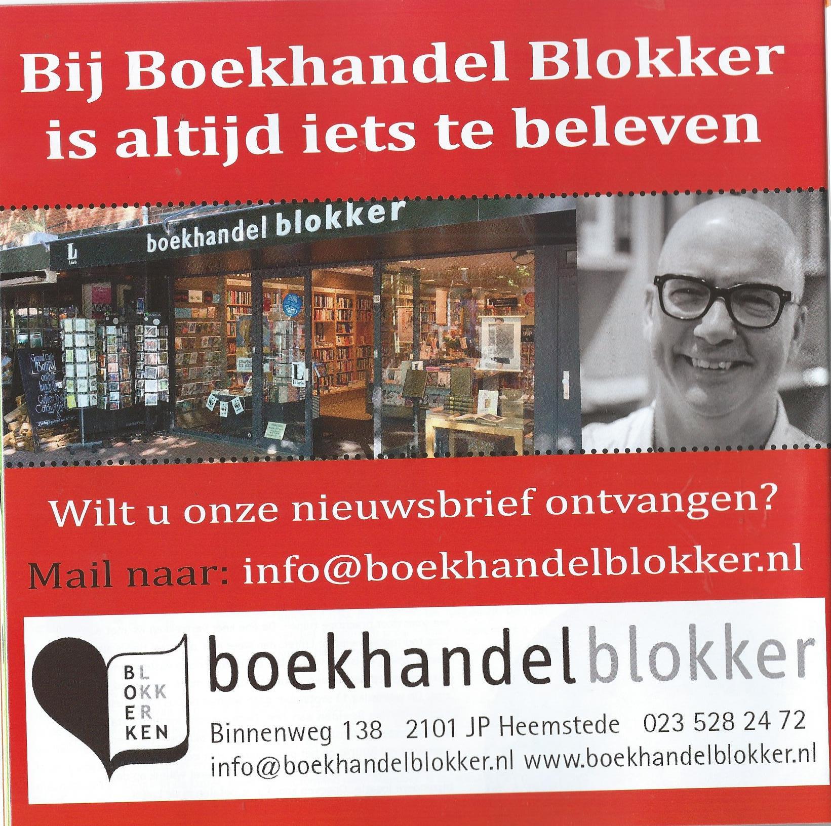 boekhandel blokker heemstede