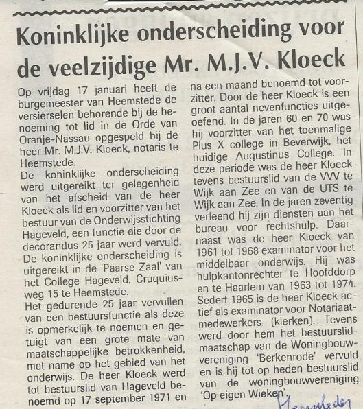 Kloeck1