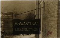 Leesbibliotheek 'de Swastika', Valkenboslaan 344, Den Haag, 1925