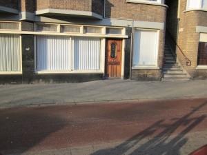 Voormalige leesbibliotheek Paul in de la Reyweg. Jan Fokkema schrijft over 'Haagse leesbibliotheken op www.denhaagdirect.nl o.a.: