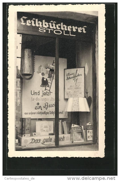 Leihbücherei in: Insel Wongerooge