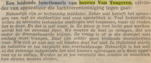 Uit een artikel over 'Frisse lucht' in De Waarheid van 9-10-1965