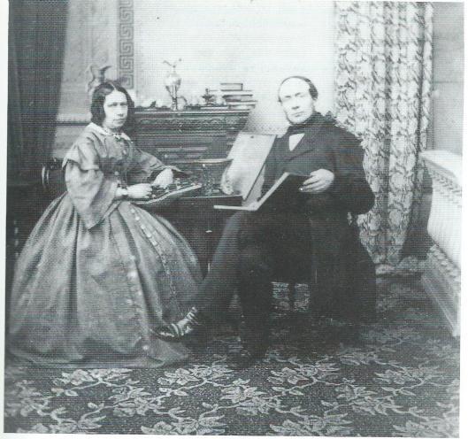 Tot ver in de 19e eeuw waren boeken een luxe van de welgestelden (foto gemeentearchief Utrecht)