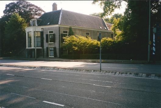 Huize Vredenhof aan de Wagenweg Haarlem