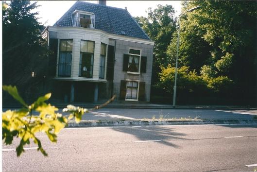 Voorzijde Vredenhof, voorheen
