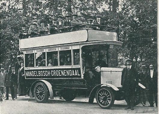 Slot gidsje autobusdienst Groenendaal