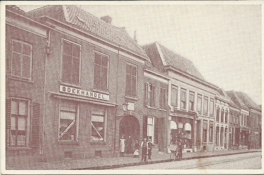 Boekhandel en leesbibliotheek in Doetinchem, Hamburgerstraat 29