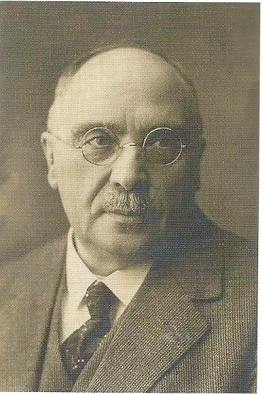 Portret van C.A.M.Jonckbloedt, aannemer, wethouder en oprichter van r.k. leesvereeniging St. Joannes