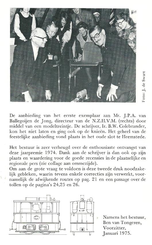 Uit 2e druk van: 'Verkeer in en om Heemstede en Bennebroek'