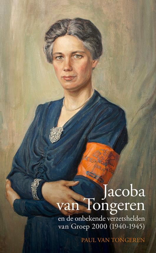 Op 21 maart 2015 te verschijnen boek over Jacob van Tongeren