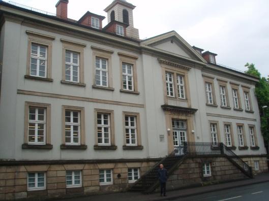 Stadtbibliothek Detmold (2013)