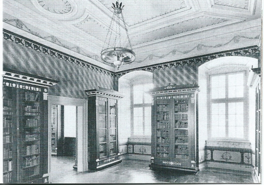 Fürstliche Bibliothek Corvey. Zaal 4