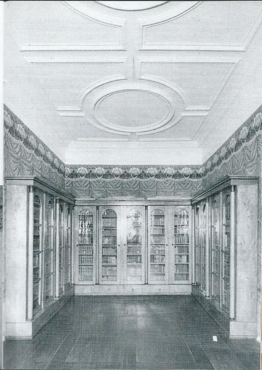 Fürstliche Bibliothek Corvey. Zaal 8