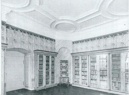 Fürstliche Bibliothek Corvey. Zaal 9