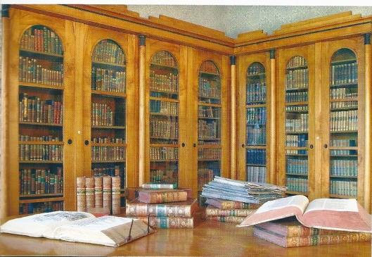 Fürstliche Bibliothek Corvey. Zaal 5