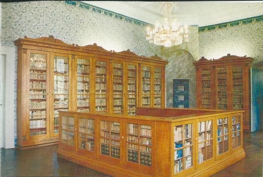 Fürstliche Bibliothek Corvey. Zaal 11