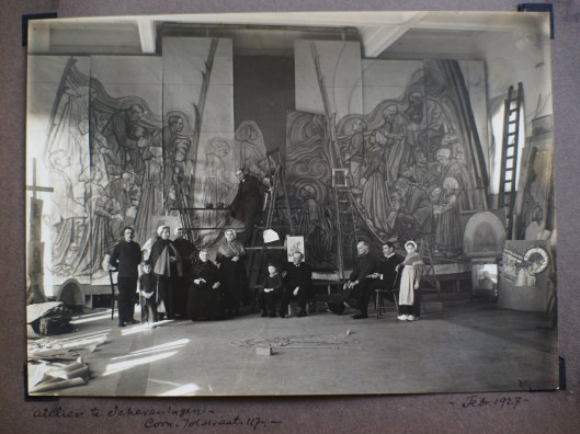 Atelier, 1927