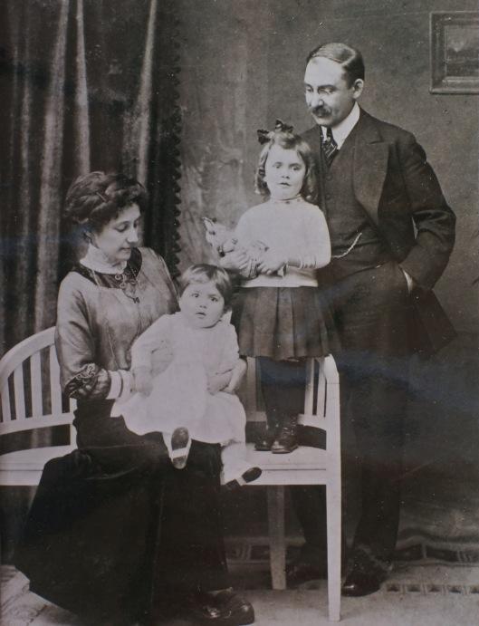 Het gezin Mollenboer, 1910