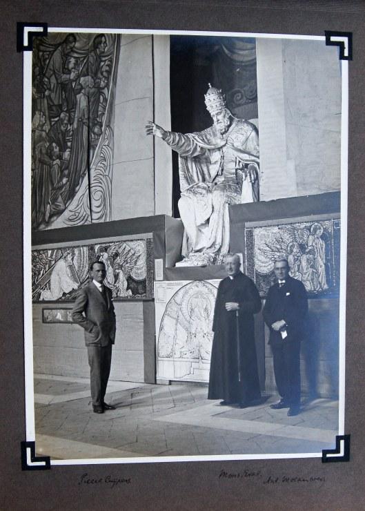 Expositie in Rome, 1928