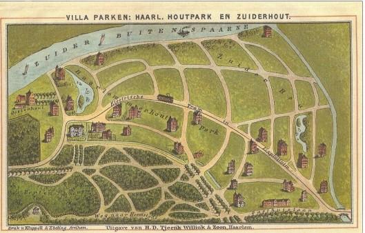 Uit: J.Craandijk, Gids voor Haarlem en omstreken', 1906