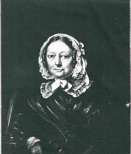 Geschilderd portret van Margaretha Jacoba de Neufville (1775-1856)