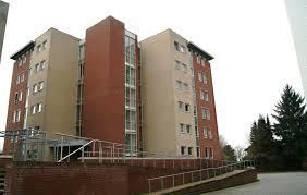 Flats aan het Emile Erensplein in het Zuidlimburgse Landgraaf