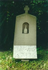 Graf van WEmile Erens en zijn echtgenote Josephine Erens-Bouvy op de algemene begraafplaats , r.k.deel, Heemstede