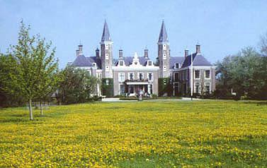 Geboortehuis Hooge bij Koudekerke vn G.H.G.von Brucken Fock