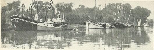 Waterkamp in Bennebroek