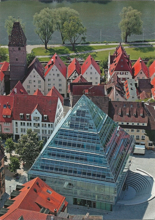 Panorama Stadsbibliotheek Ulm