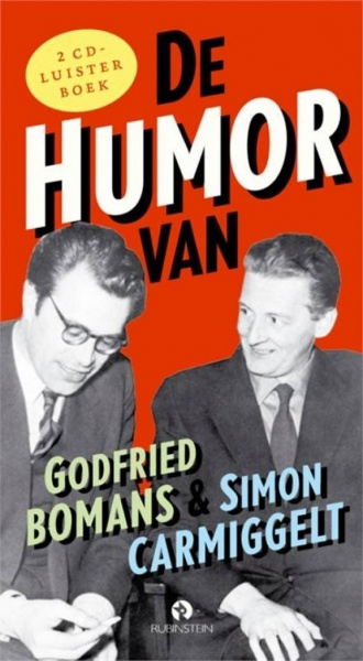 Luisterboek: de humor van Godfried Bomans en Simon Carmiggelt