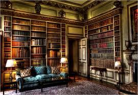 Kasteelbibliotheek in Leeds, Kent