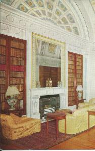 Interor library Sledmore House, Driffield