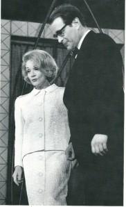 Godfried Bomans met Marlene Dietrich