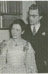 Deze foto is op 2 maart 1946 genomen toen Godfried Bomans 32 jaar was. Hij schreef hieronder: